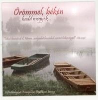 Evangélikus Missziói Központ – Magyar Evangélikus Rádiómisszió legutóbb kiadott CD-lemezeit ajánljuk