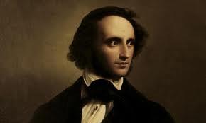 Felix Mendelssohn, akit Bach megkeresztelt