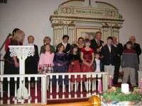 Karácsonyi koncert a clevelandi evangélikus templomban – Videóval!