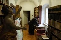 A gyöngyösi ferences könyvtár