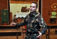 A lelkész egyben pszichológus is – Interjú Nánai László századossal, evangélikus tábori lelkésszel