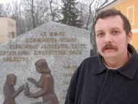 Az 1919-es kommunista vörös terror áldozataira emlékeztek Csornán