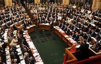 Először szólaltak fel jelnyelven a parlamentben