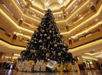 Karácsonyfák a világ minden részén