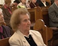 Sántha Marianna ünnepe Kecskeméten
