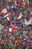 Benedek pápa: Krisztusban gyökerezve építhetjük fel a szeretet civilizációját