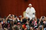 XVI. Benedek pápa örömmel készül a madridi találkozóra