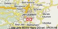 6000 éves falat találtak Jeruzsálemben
