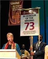 A 73 delegált hiányzott a Református Egyházak Világközösségének megalakulásáról
