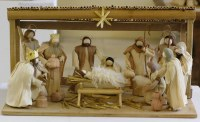 A betlehemes figurák az egész világon közkedveltek