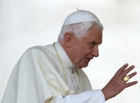 A haláltáborok mártírjait méltatta XVI. Benedek pápa