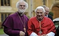 A pápa és Canterbury érseke ökumenikus imán vettek részt a Westminster-apátságban