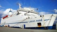 A világ legnagyobb missziós hajója