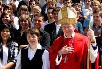 """Az EVT főtitkára üdvözli az új vatikáni """"fő ökumenikust"""""""