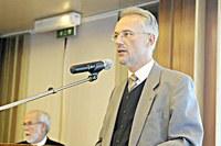 Az LVSZ kincstárnok a globális gazdasági válság hatásairól beszélt