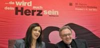 Az MDR adó élőben közvetít majd a drezdai Kirchentagról