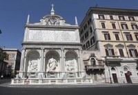 Befejeződött a Mózes-kút restaurálása Rómában