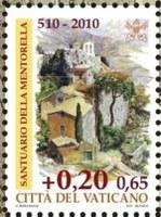 Bélyeget adott ki Haiti megsegyítésére a Vatikán