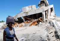 Brit és ír presbiteriánusok gyűjtenek a Haiti földrengés áldozatainak