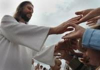 Ezrek követik a szibériai Jézust