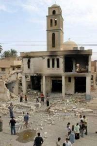Félelem uralkodik az iraki keresztyének között
