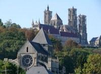 Fogvatartottak készítették el a francia katedrális makettjét