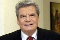 """Gauck: """"A hit újra és újra erőt adott!"""""""