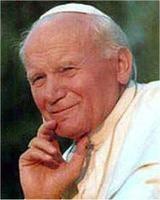II. János Pál pápa legyen a sport patrónusa