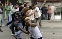 Keresztény-rendőr összecsapás volt Egyiptomban