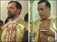 Letartóztatták a két jezsuita gyilkosát