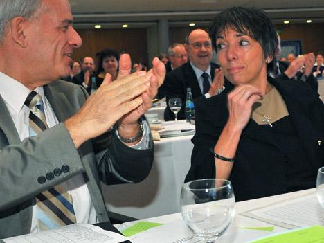 Margot Käßmann lett az EKD Tanácsának első tagja
