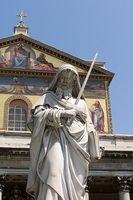 """Megtalálták Szent Pál csontjait – XVI. Benedek: """"Ezek kétségtelenül az apostol maradványai"""""""
