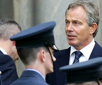 Tony Blairt bírálja az anglikán prímás