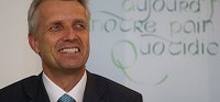 """Új LVSZ főtitkár, Martin Junge: """"Megtanultam, hogy az értékeket tartsam fontosnak!"""""""