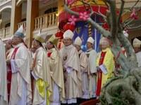 Ünnepre készül a katolikus egyház Vietnamban