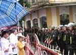 Vietnamban leromboltak egy kolostort