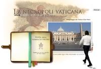 Virtuális látogatást lehet tenni Péter apostol sírjánál