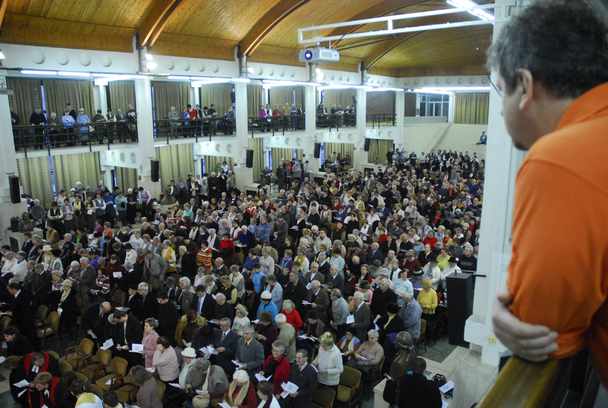 A közös tanúságtétel az Úrtól kapott küldetés – ökumenikus záróalkalom Miskolcon