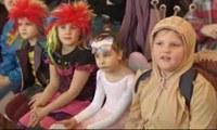 Katolikus kisgyerekesek farsangját tartották Székesfehérváron
