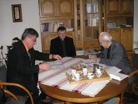 Megállapodást írtak alá a fogvatartottak lelkigondozásáról