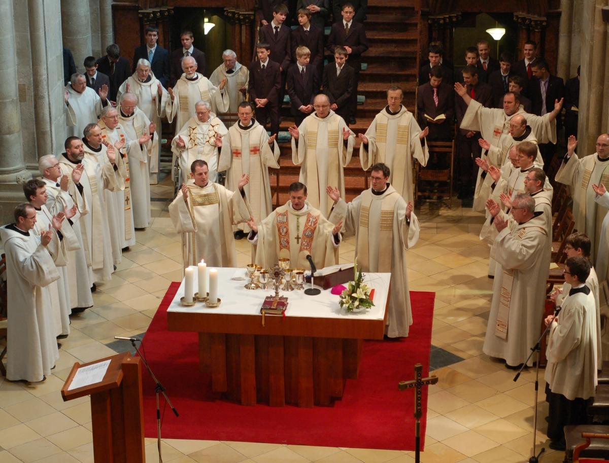 Szent Benedek ünnepe volt Pannonhalmán
