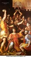 Szent István, az első vértanú ünnepe