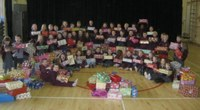 Tavaly 5000 gyereknek tette szebbé a karácsonyát a református szeretetszolgálat az adakozók segítségével