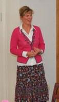 Ének a püspöki hivatalban – Népdalt énekelt Völgyessy-Szomor Fanni és a norvég püspökasszony is