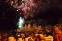 Tűzijáték közelről: Ott voltunk a 150 ezer ember között – Diavetítéssel!