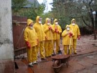 Vörös október – Az önkéntesek szembesülnek a feladat kilátástalanságával