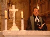 Gáncs Péter, evangélikus püspök beszéde a Pünkösdváró Európa rendezvényén