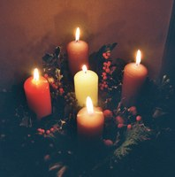 Advent van, gyertya gyúl – vers gyertyagyújtáshoz