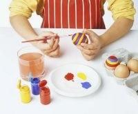 Tojásfestés, tojásdíszítés