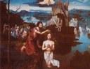 Jézus Krisztus is megkeresztelkedett